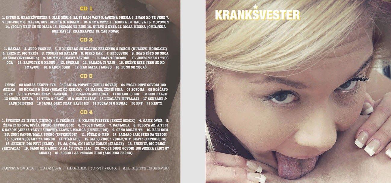 kranksvester album