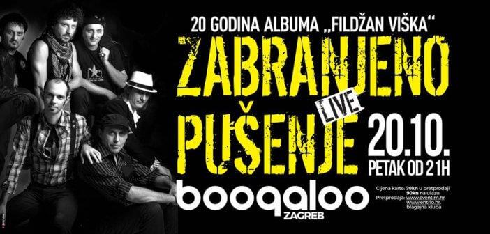 Zabranjeno pušenje 20. listopada slavi u zagrebačkom Boogaloou