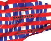 """Damir Avdić – promocija albuma """"Amerika"""" 30. studenog u Vintage Industrial Baru"""