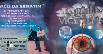 LMR I VICE objavili album 'Priču Da Skratim'