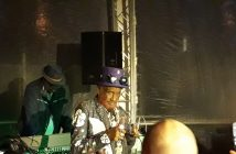 Lee Scratch Perry Weekend block party