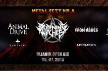 Metal Fest Pula u Uljaniku