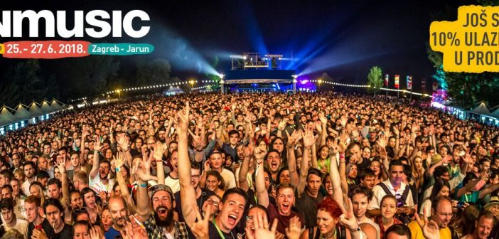 Prodano preko 90% ulaznica za 13. INmusic festival