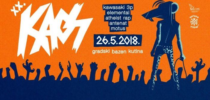 Mixeta vas vodi na jubilarni 20. Organizirani kaos festival u Kutini!
