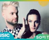 Američki jungle pop duo Sofi Tukker stiže na INmusic festival