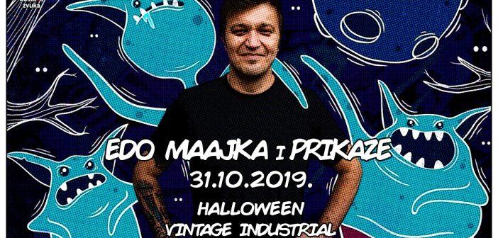 """Edo Maajka za Halloween slavi 18 godina od nastanka """"Prikaza"""" u Vintage Industrial Baru"""