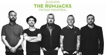The Rumjacks stižu u Vintage