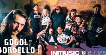 Gogol Bordello_INMusic festival
