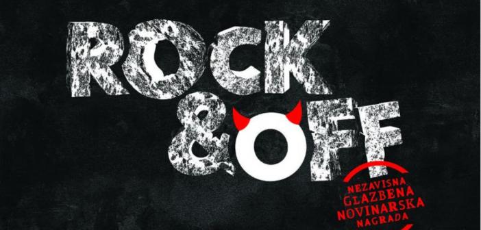 Danas virtualno pratite treću dodjelu nagrada Rock&Off!
