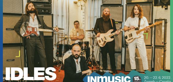 IDLES premijerno u Hrvatskoj na 15. INmusic festivalu