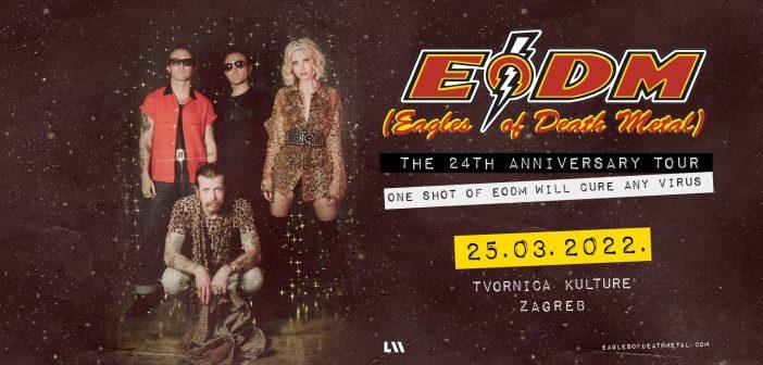 Američka rock 'n' roll mašina vraća se u Zagreb na jedini koncert u regiji